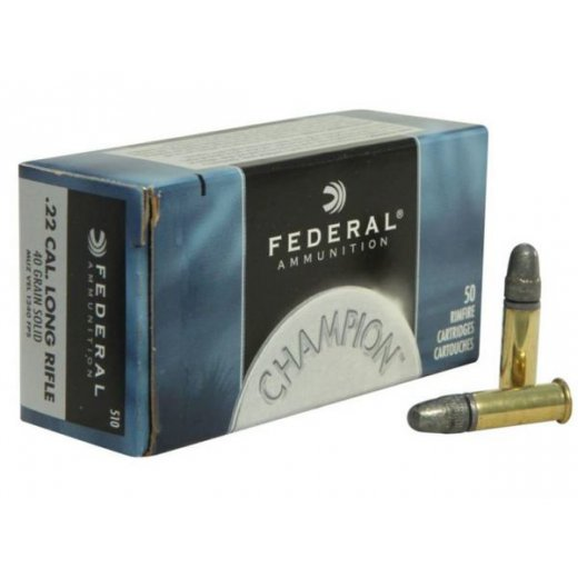 Federal Champion High Velocity 40gr.