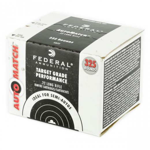 Federal Target Grande Performanc .22lr 40gr.