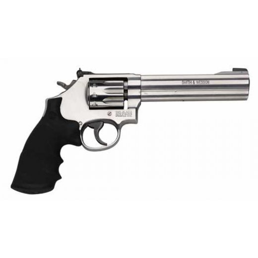 S&W Rev. Mod. 617, 6, cal. .22 l.r., 6-Schuss, stainless