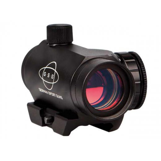GSG Red Dot 1x22 ll levels illuminated