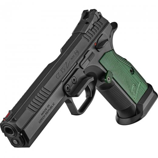 CZ TS 2 Tactical Sports Racing Green